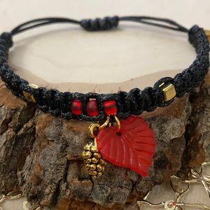 Magical Acorn Symbology  bracelet